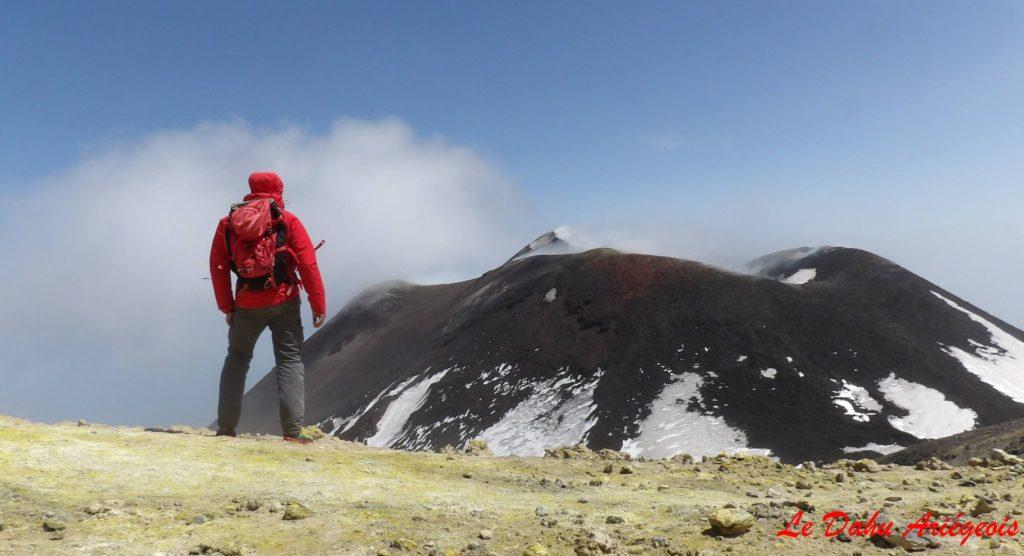 Trail Etna