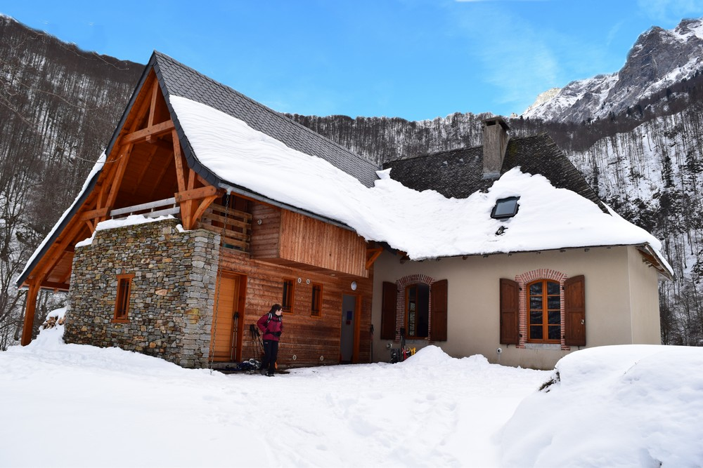 Chalet ONF Bethmale