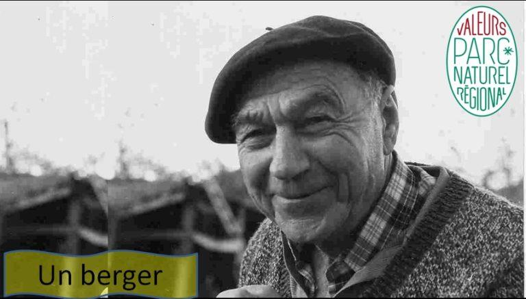 Un berger Ariege - Rieux Louis