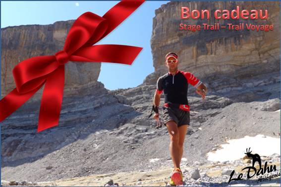 Bon cadeau stage trail Pyrénées