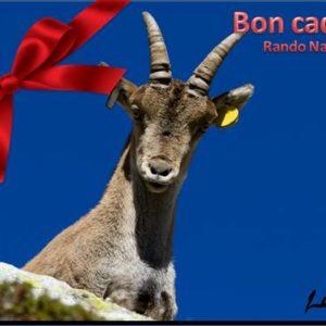 Bon cadeau Randonnée Nature Pyrénées