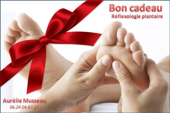 Bon cadeau Reflexologie Ariège