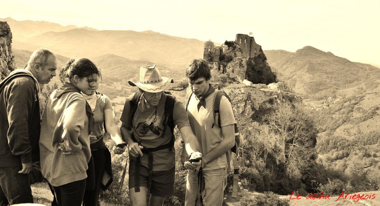 Chasse au tresor Ariège - Cathare 6