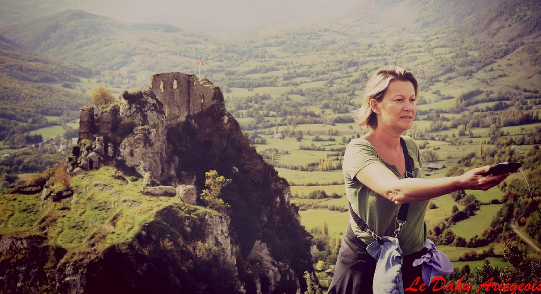 CHasse au tresor Ariège - Cathare 2
