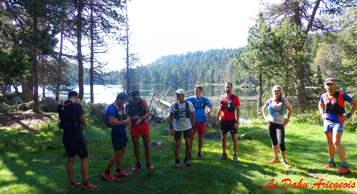 Stage trail altitude Font Romeu