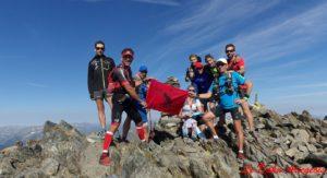 Stage trail altitude Font Romeu