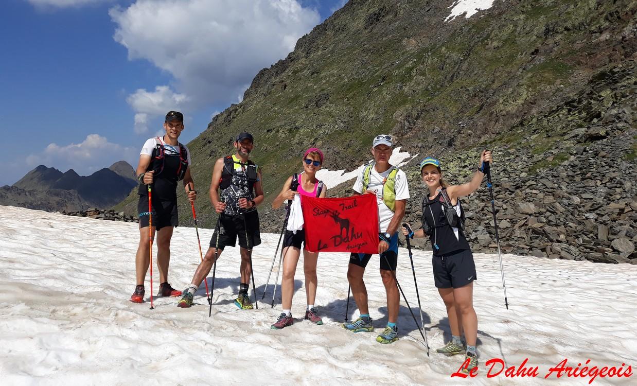 Trail Blanc - Trail Voyage Ariège