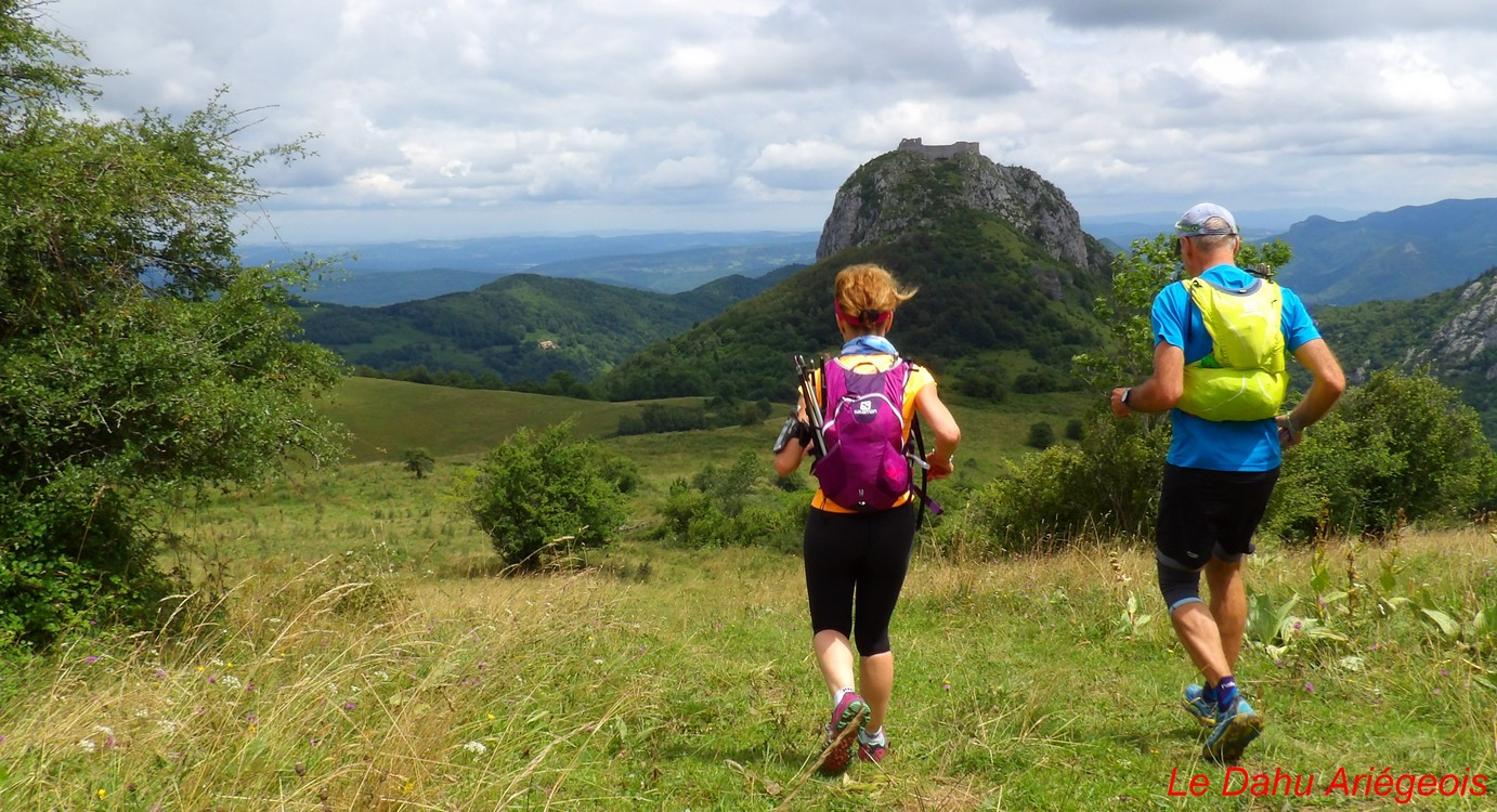 Trail Voyage Pays Cathare - Ariège