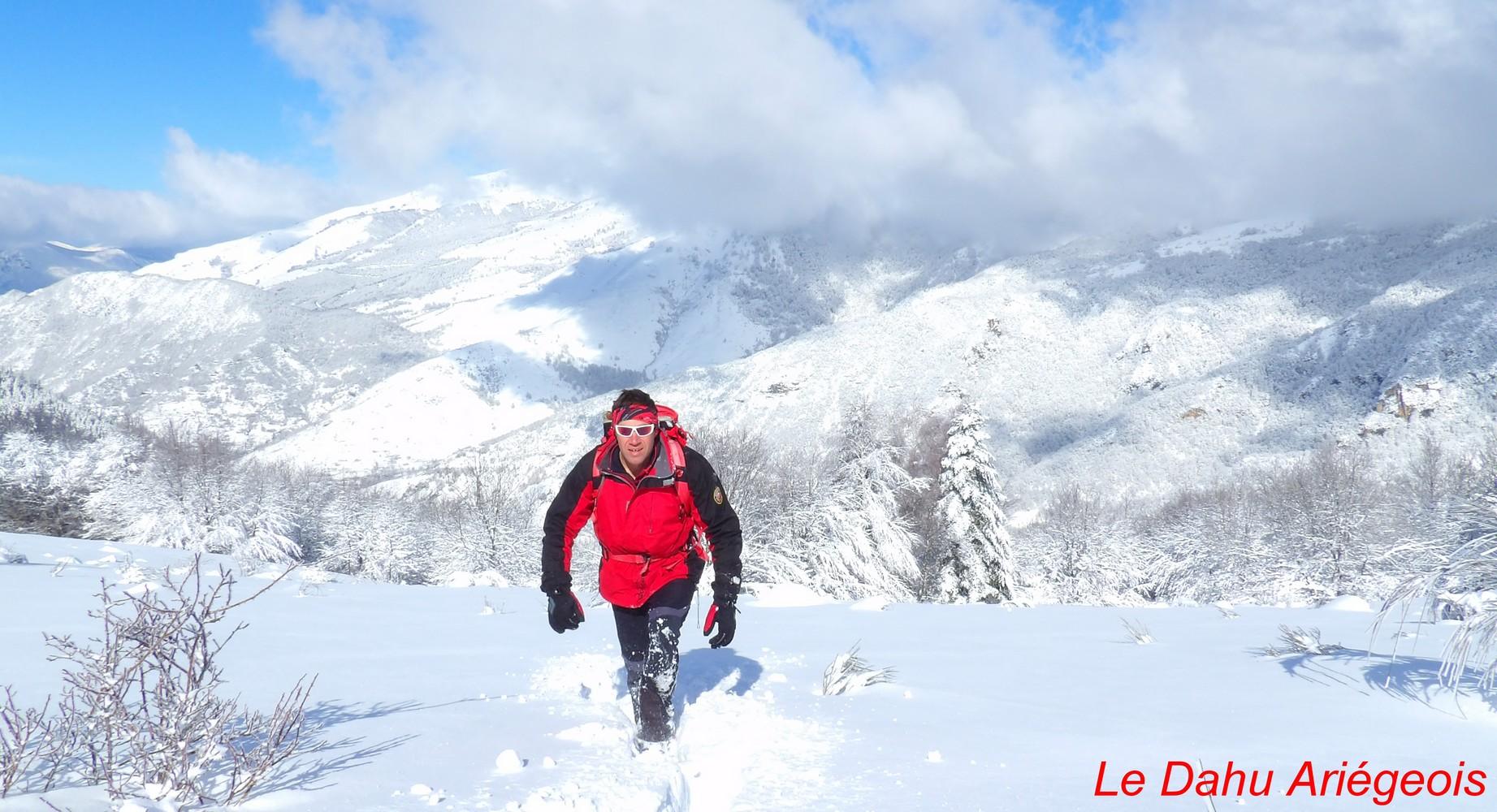 Raquettes a neige - Dahu Ariege 5