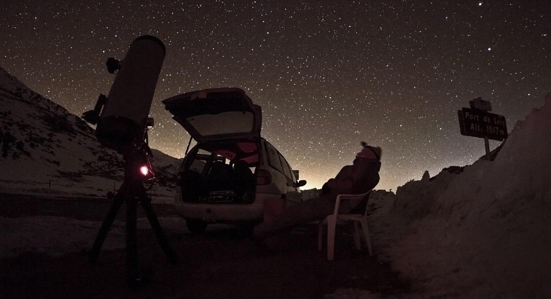 Randonnée Astronomie