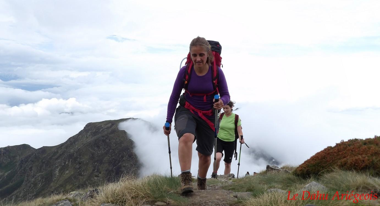 Randonnée trekking Ariège