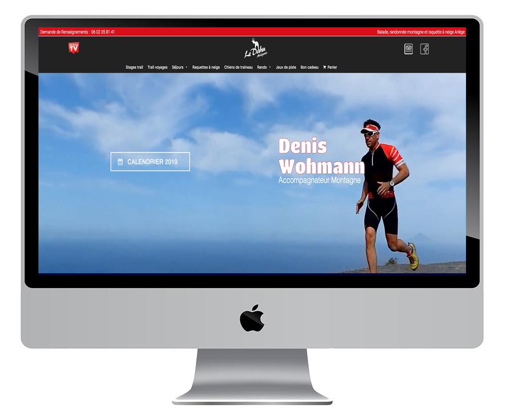 site internet du dahu ariégeois