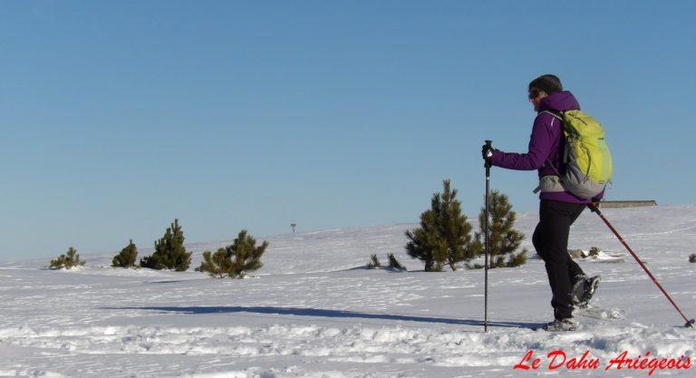 raquettes à neige - Plateau Beille - 2