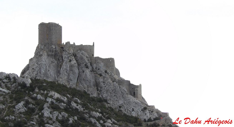 Chateau Peyrepertus Trail