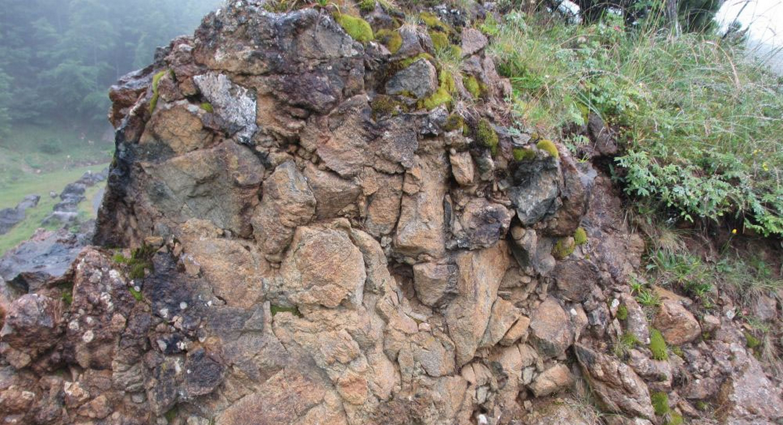 Patrimoine Ariège - Lherzolite 1