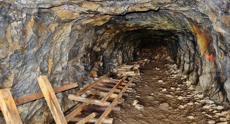 mine de Bentaillou Galerie