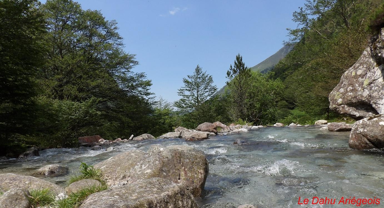 rando Paysage montagne Valier Ariège