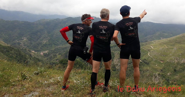 @ trail Sicile - Fiumedinisi