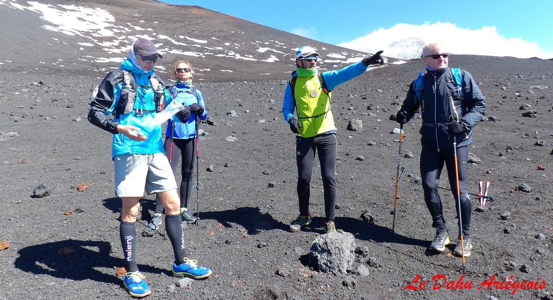 Etna Trail Sicile