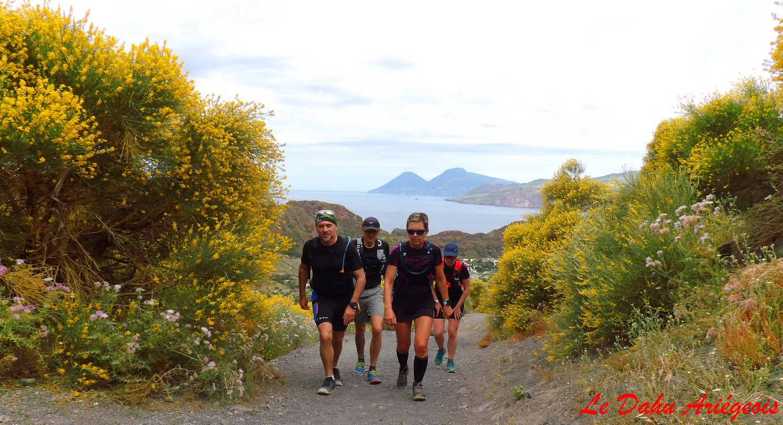 Vulcano Trail - Sicile