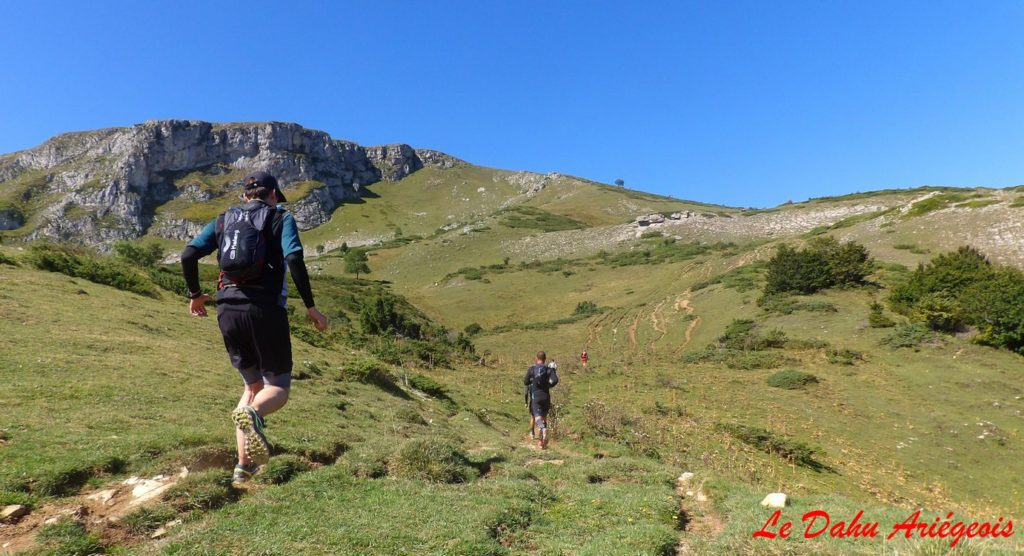 Stage trail Col du Chioula