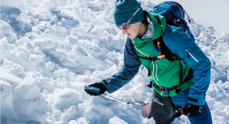 recherche Arva avalanche Pyrénées