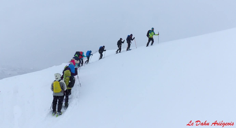 Séjour raquettes neige Gavarnie - Plateau de Sausset