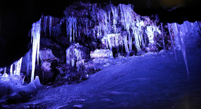 Grotte de Glace Ariège - 3