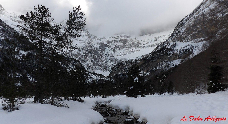 Séjour raquettes neige Gavarnie - 2