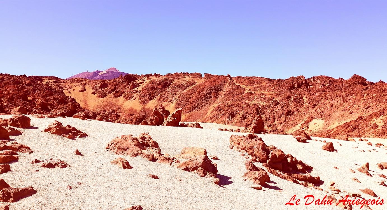 Réserve du Teide