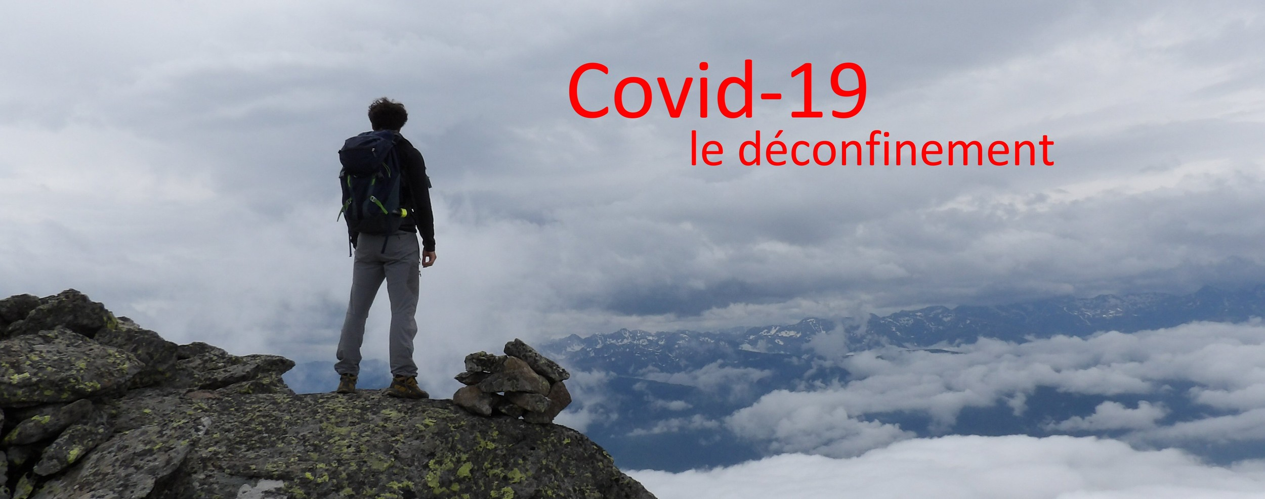 Covid-19 Activité sport montagne