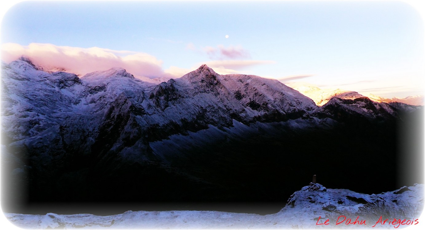 Le monts Valier - Dahu Ariégeois (1)