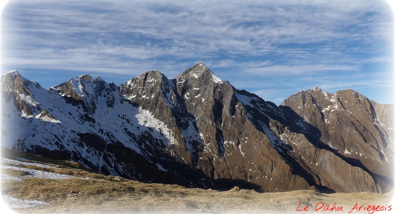 Le monts Valier - Dahu Ariégeois (3)